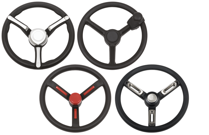 custom made steering wheels